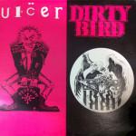 ULCER split LP w DIRTY BIRD