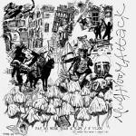 MUSHROOM ATTACK split LP w FORGOTTEN PROPHECY