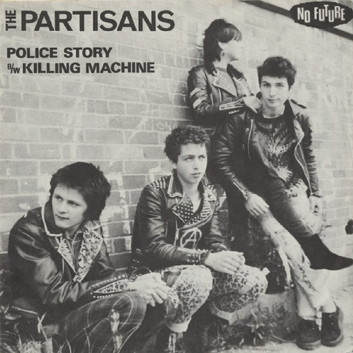 PARTISANS Police Story 7''