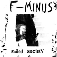 F-MINUS Failed Society EP
