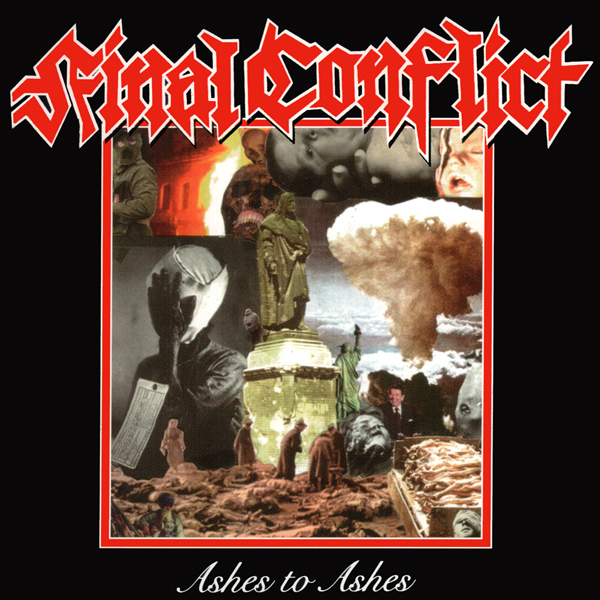 FINAL CONFLICT Ashes to Ashes LP