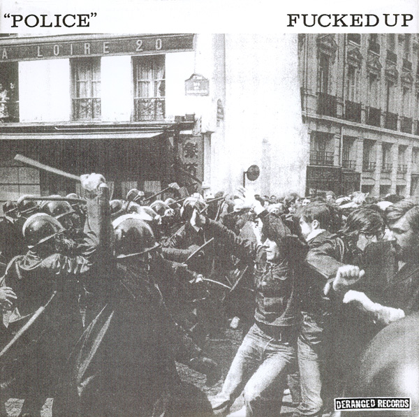 FUCKED UP Police EP