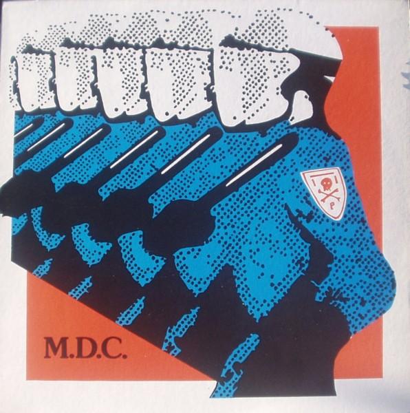 M.D.C. Millions of Dead Cops LP