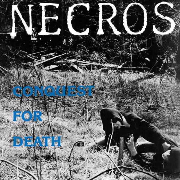 NECROS Conquest for Death LP