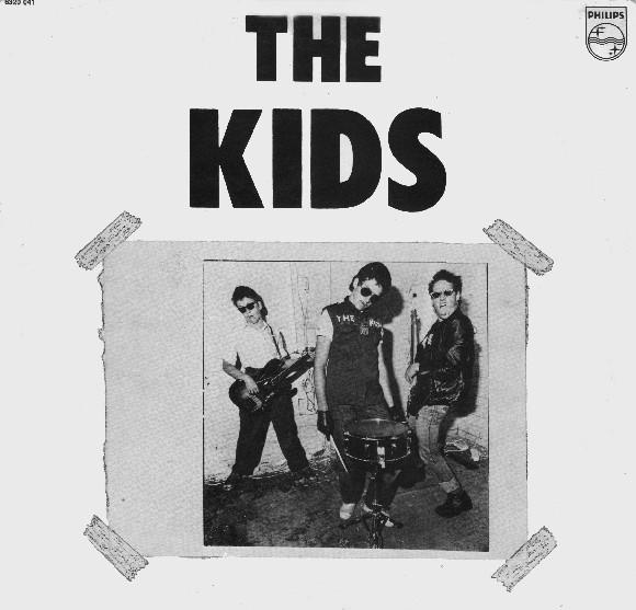 THE KIDS The Kids LP