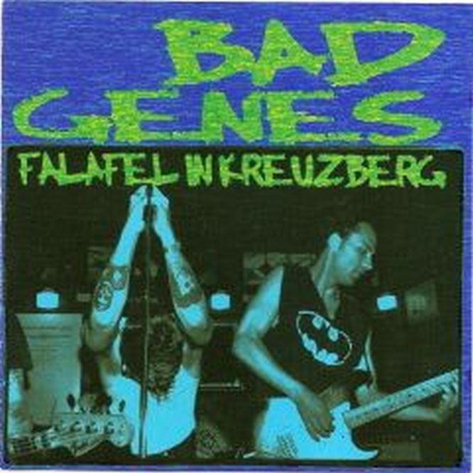 BAD GENES - Falafel in Kreuzberg