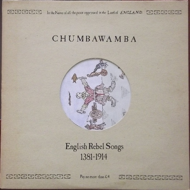 CHUMBAWAMBA - English Rebel Songs