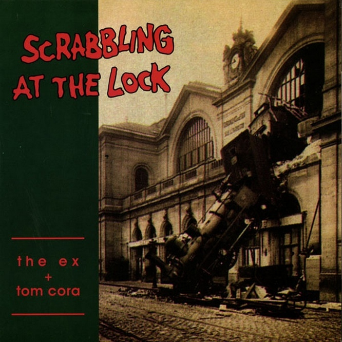 EX & TOM CORA - Scrabbling at the Lock2