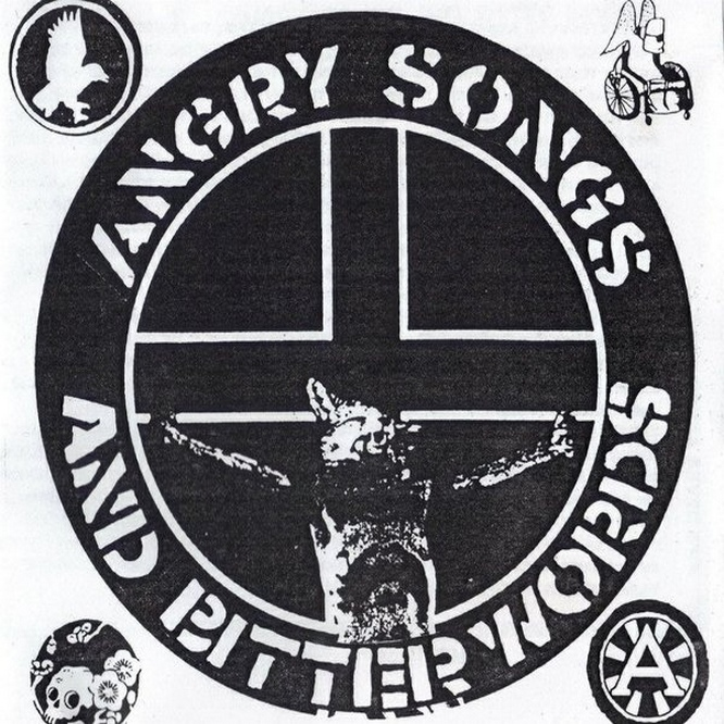 VA - Angry Songs & Bitter Words